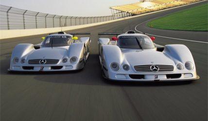 Mercedes CLR 1