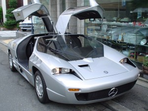 Silver 1991 Isdera Imperator 108i 5