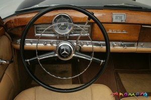1955 Mercedes-Benz 300 S Cabriolet by Pininfarina 24