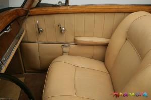 1955 Mercedes-Benz 300 S Cabriolet by Pininfarina 25
