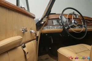 1955 Mercedes-Benz 300 S Cabriolet by Pininfarina 26