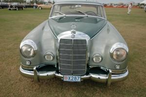 1955 Mercedes-Benz 300B by Pininfarina 1