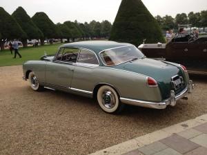 1955 Mercedes-Benz 300B by Pininfarina 16