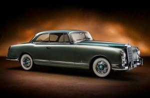 1955 Mercedes-Benz 300B by Pininfarina 18