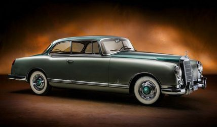 1955 Mercedes-Benz 300B by Pininfarina 18