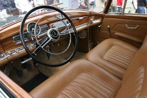 1955 Mercedes-Benz 300B by Pininfarina 19