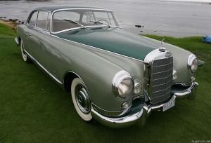 1955 Mercedes-Benz 300B by Pininfarina 2