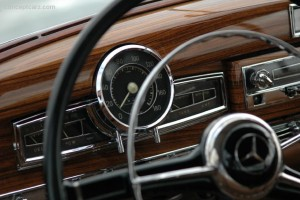 1955 Mercedes-Benz 300B by Pininfarina 22