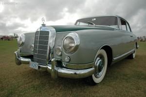 1955 Mercedes-Benz 300B by Pininfarina 6