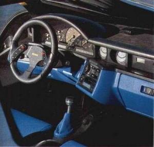 1993 Isdera Commendatore 112i 22