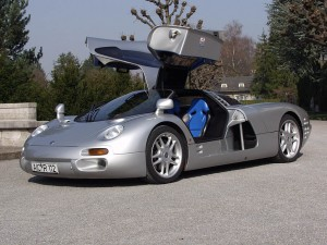 1999 Isdera Silver Arrow 112i 1