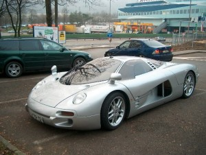 1999 Isdera Silver Arrow 112i 12