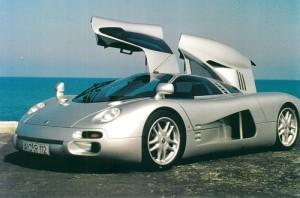 1999 Isdera Silver Arrow 112i 13