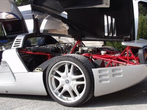 1999 Isdera Silver Arrow 112i 5