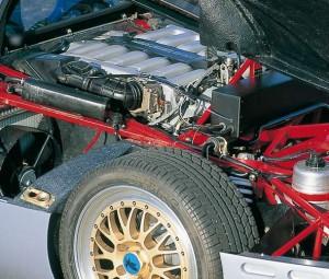 1999 Isdera Silver Arrow 112i 9