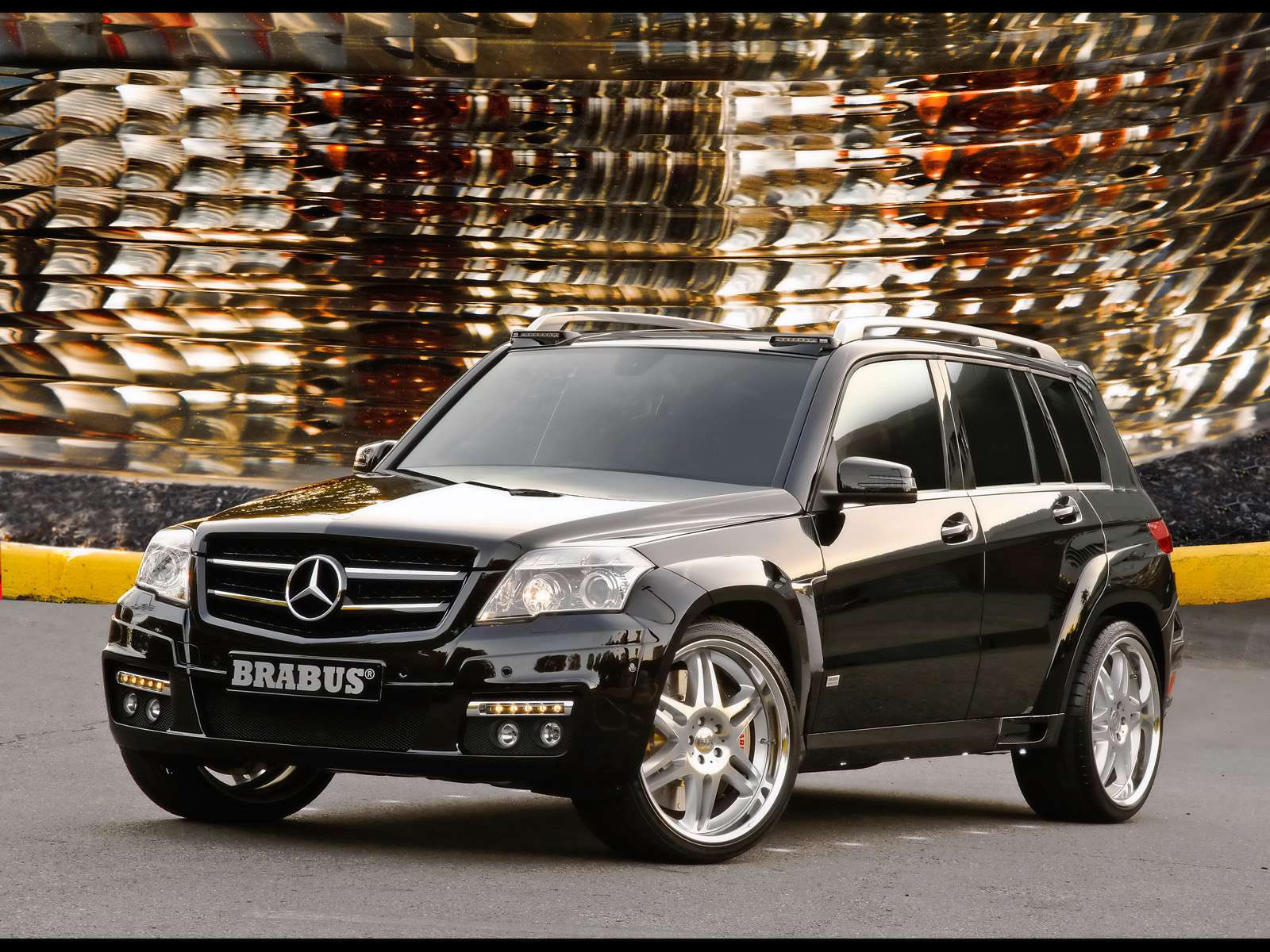 mercedes benz glk brabus widestar mercedes benz. Black Bedroom Furniture Sets. Home Design Ideas