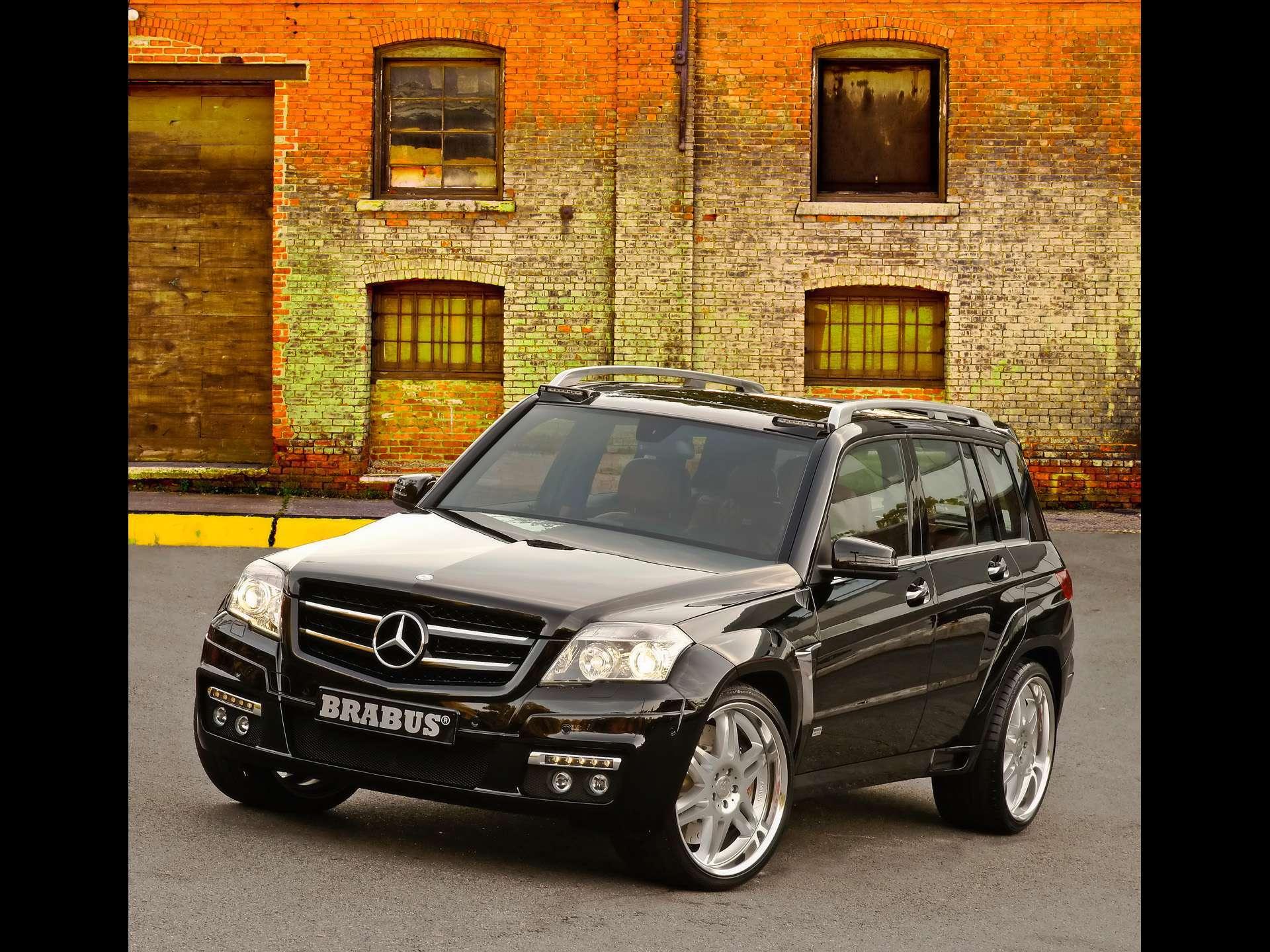 Mercedes benz glk brabus widestar mercedes benz for Mercedes benz design your own