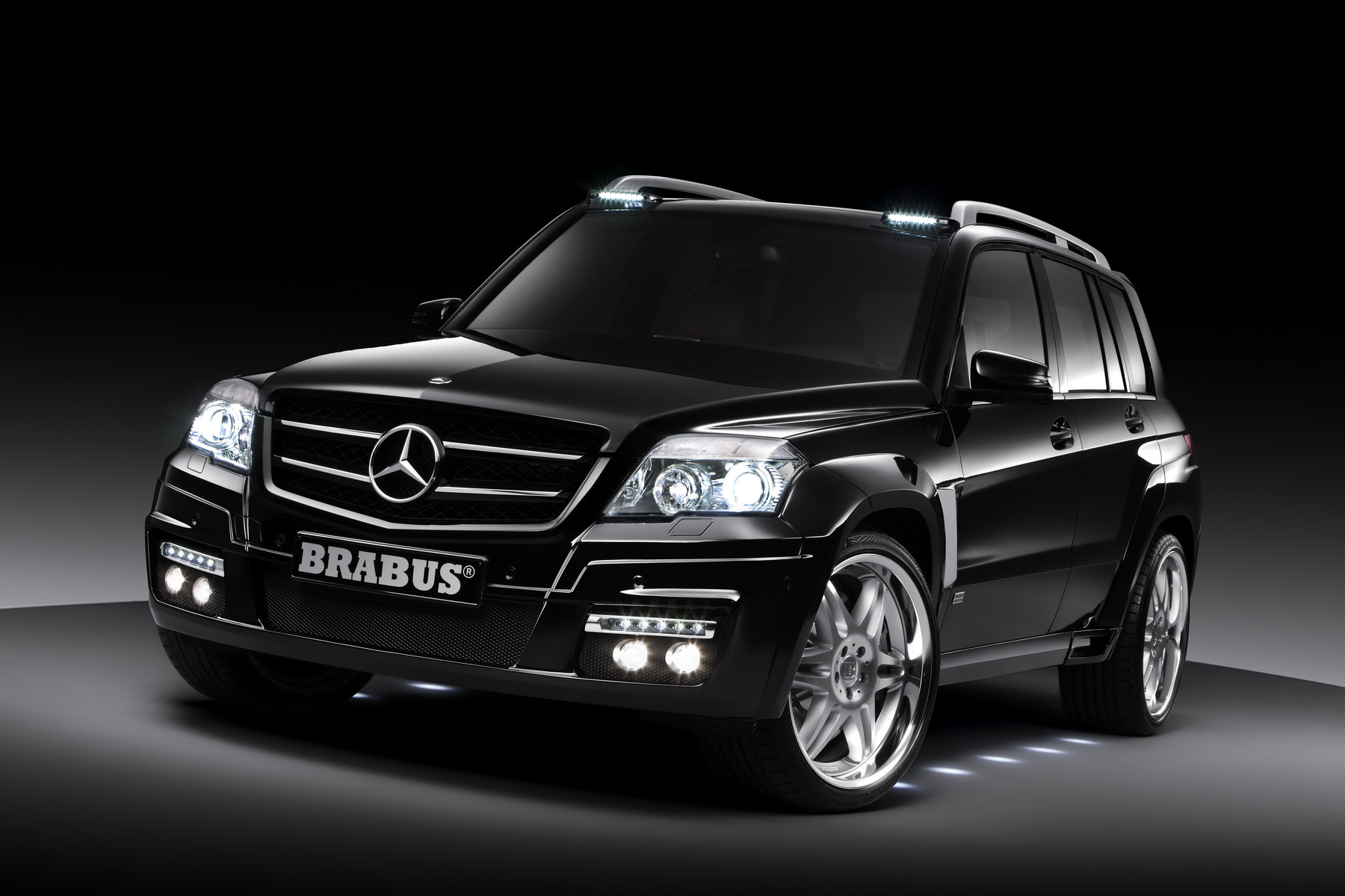 Mercedes benz glk brabus widestar mercedes benz for Mercedes benz glk350 amg