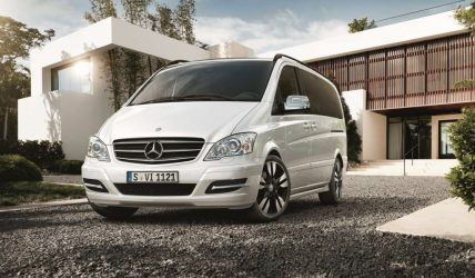 Mercedes-Benz Grand Edition Viano AVANTGARDE