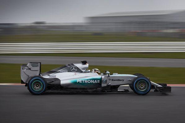 Mercedes AMG W06 Hybrid