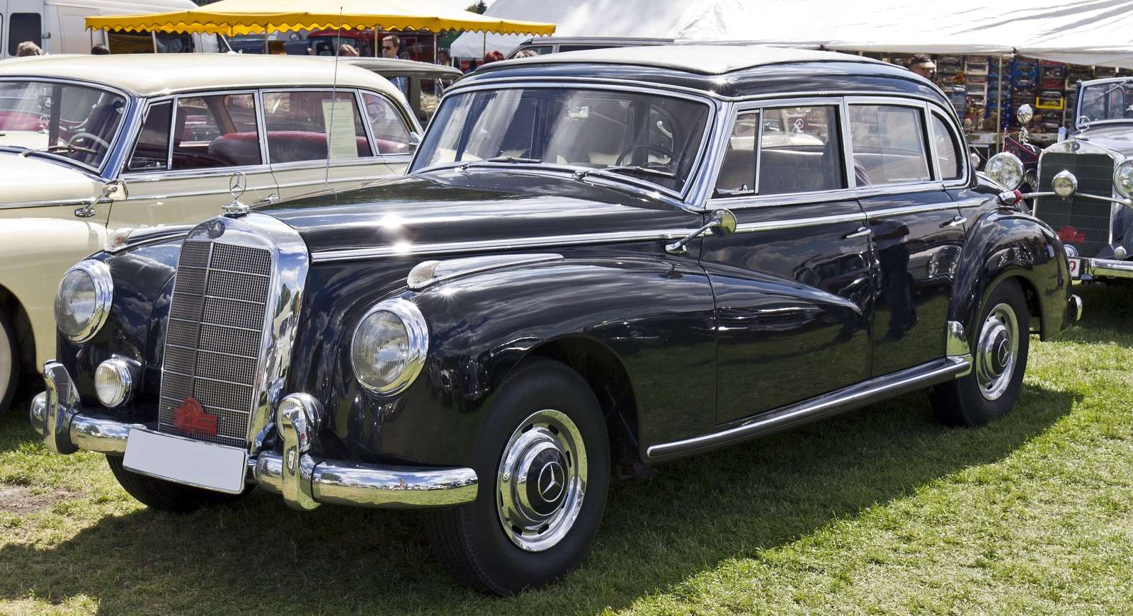 mercedes benz 300b by pininfarina 1955 mercedes benz. Black Bedroom Furniture Sets. Home Design Ideas