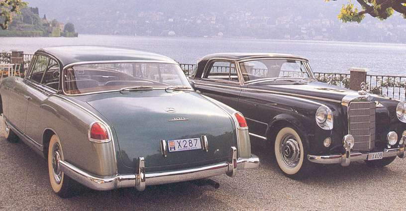 Mercedes-Benz 300Sc Coupe by PininFarina 5