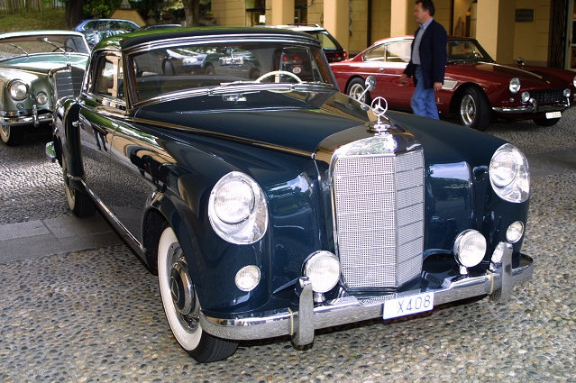 Mercedes-Benz 300Sc Coupe by PininFarina 8