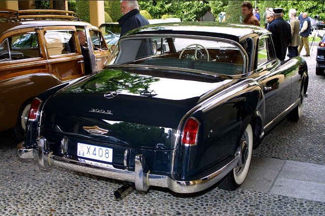 Mercedes-Benz 300Sc Coupe by PininFarina 9