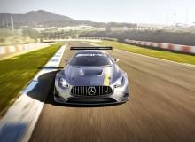 Mercedes-Benz AMG GT3 4