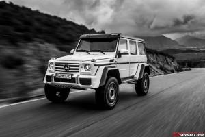 Mercedes-Benz G-Class G500 4x4 28