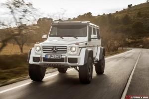 Mercedes-Benz G-Class G500 4x4 30