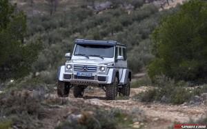 Mercedes-Benz G-Class G500 4x4 37