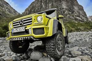 Mercedes-Benz G-Class G500 4x4 5