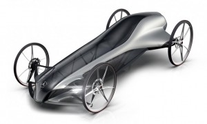 Mercedes-Benz Gravity Racing Car 8