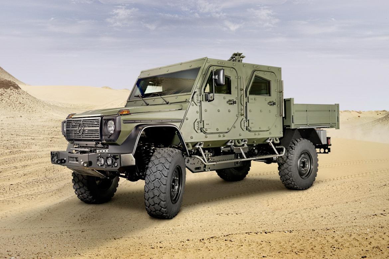 Mercedes-Benz LAPV-7.X 3