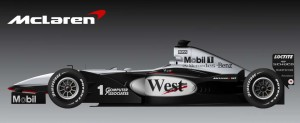 Mercedes-Benz McLaren MP4-14 10