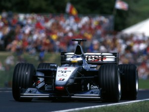 Mercedes-Benz McLaren MP4-14 3