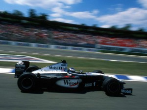 Mercedes-Benz McLaren MP4-14 7