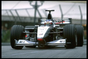 Mercedes-Benz McLaren MP4-14 8