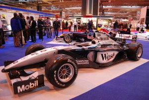 Mercedes-Benz McLaren MP4-15 12