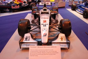 Mercedes-Benz McLaren MP4-15 13