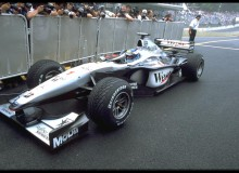 Mercedes-Benz McLaren MP4-15 5