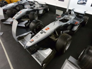 Mercedes-Benz McLaren MP4-15 9