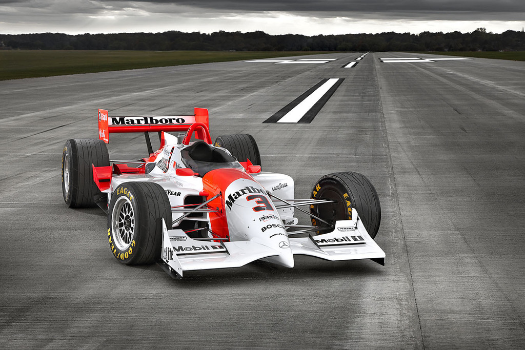 Mercedes-Benz Penske PC26 1