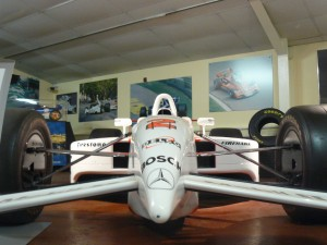 Mercedes-Benz Penske PC27 7