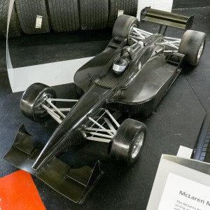 Mercedes-Benz Penske PC27 8 test