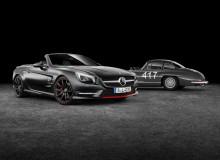 Mercedes-Benz SL Mille Miglia 417 Edition 2015  1