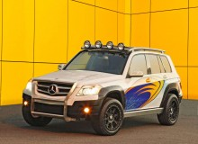 GLK (X204) Rock Crawler Legendary Motorcar Company SEMA 2008