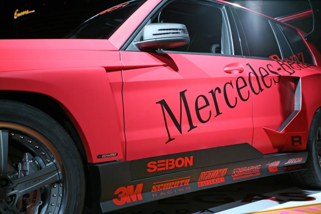 Mercedes-Benz_GLK_hybrid_Pikes_Peak_by_RENNtech 18