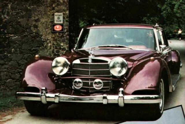 Mercedes-Benz 600 W100 Buchmann 4